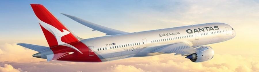 avion qantas airlines