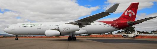 Avion Air Madagascar