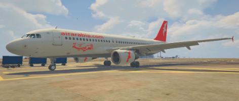 Avion Air Arabia