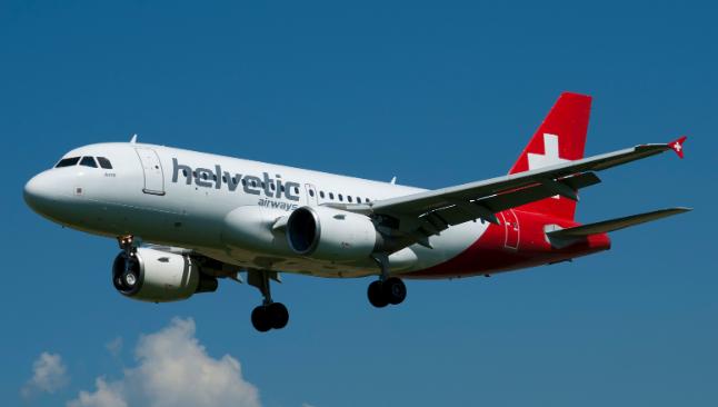 Avion Helvetic