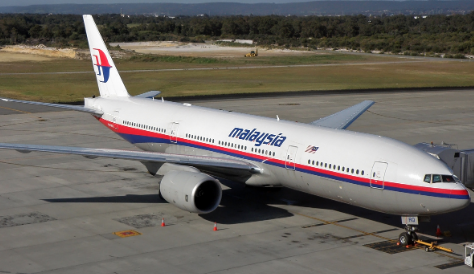 Avion Malaysia Airlines