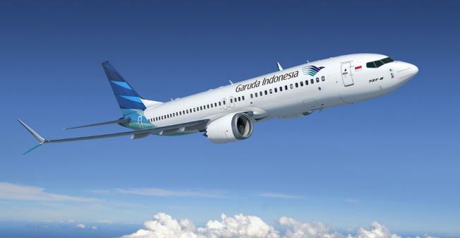 Avion Garuda Indonesia