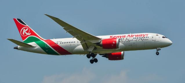 Avion Kenya Airways