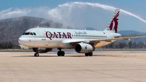 Avion Qatar