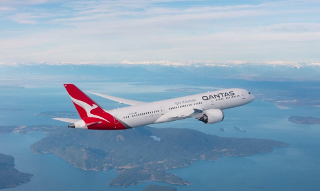 Avion Qantas